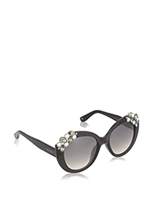 Jimmy Choo Gafas de Sol MEGAN/S IC 1VD 53 (53 mm) Gris