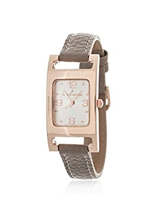 Via Nova Women's NWL289110Q-GY Gray/White Leather Watch