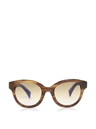 Jil Sander Sonnenbrille 713S-282 (51 mm) braun