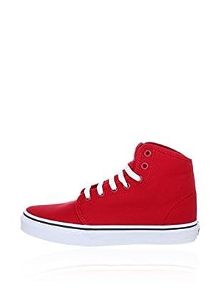 Vans Zapatillas abotinadas U 106 HI RED/TRUE WHITE
