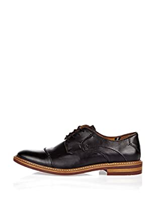 Fretz Men Zapatos Derby Andrew (Negro)