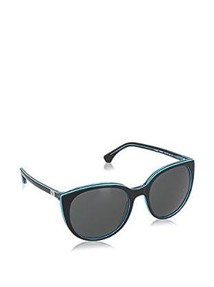 EMPORIO ARMANI Gafas de Sol 4043 535087 (55 mm) Negro / Azul