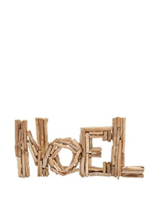 Driftwood Noel Sign