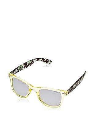 Polaroid Sonnenbrille 6009/S RGE (48 mm) gelb/schwarz