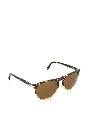 Persol Gafas de Sol 3113S 102433 (57 mm) Marrón / Dorado