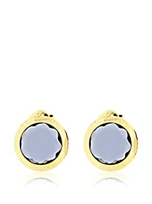RHAPSODY Pendientes 4 Seasons oro amarillo 18 ct