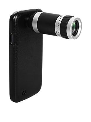 Pixturize Objektiv 8X Samsung Galaxy S4 schwarz