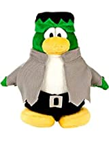 Disney Club Penguin 6.5 Inch Series 4 Plush Figure Frankenpenguin (Includes Coin with Code!)
