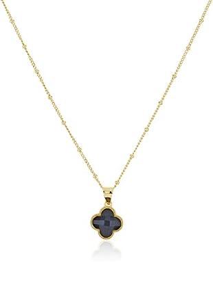 Coralia Leets Halskette  schwarz