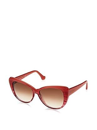Balenciaga Occhiali da sole BA0016 (57 mm) Corallo