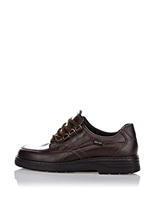 Fretz Men Zapatos Derby Sandro (Moca)