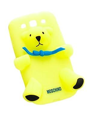 MOSCHINO Case Samsung S3 gelb