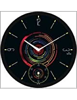 Double Movement Wall clock