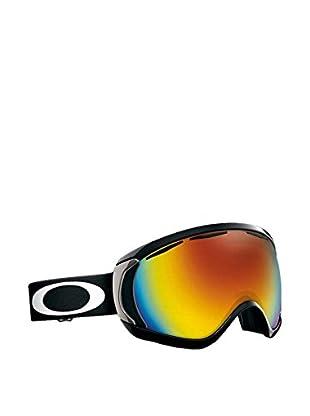 OAKLEY Skibrille 704757-776 schwarz matt