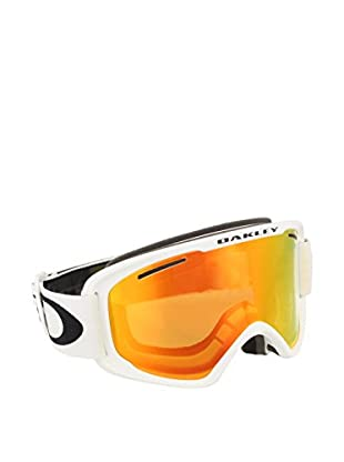 Oakley Máscara de Esquí 02 MEDIUM Blanco