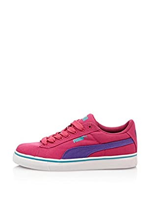 Puma Zapatillas Puma S Canvas Vulc Jr (Fucsia / Morado)