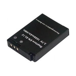 【クリックでお店のこの商品のページへ】NIKON610.S610C.S620.S630.S710の EN-EL12 対応バッテリー