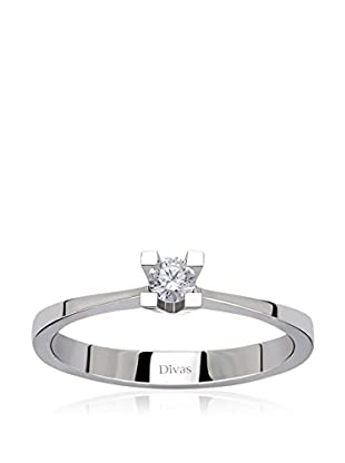 Divas Diamond Anillo Diamond Solitaire