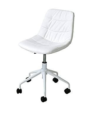 Global Trade Silla De Oficina Onda Blanco