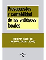 Presupuestos y contabilidad de las Entidades locales/ Budgets and Accounts of Local Entities (Biblioteca De Textos Legales/ Legal Texts Library)