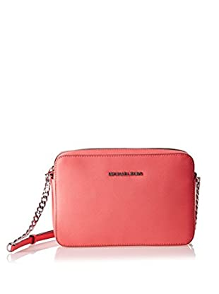Michael Kors Bandolera Jet Set Travel Large Saffiano Crossbody