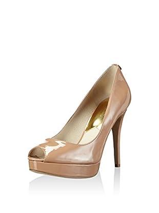 Michael Kors Zapatos peep toe York Platform