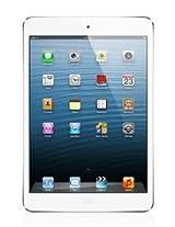 Apple iPad Mini 64 GB Wi-Fi + Cellular (White Silver)