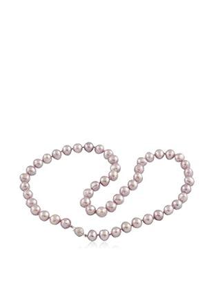 Splendid 8-9mm Lavender Pearl Necklace
