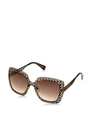 Alexander McQueen Gafas de Sol AMQ4260/S (53 mm) Marrón