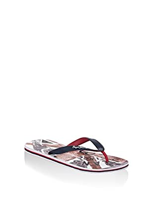 Pepe Jeans Zehentrenner Hawi Union Jack
