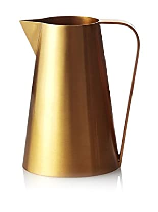 Calvin Klein Collection Iconic Short Pitcher, Gold