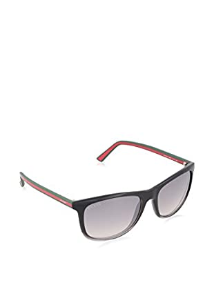 Gucci Sonnenbrille 1055/S IC 86R (55 mm) schwarz/grau 55-17-145