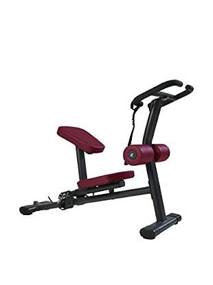 OSS Fitness Bank Pro Streching Ptt0127 schwarz/bordeaux