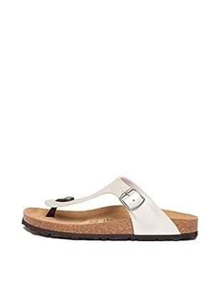 Mandèl Sandale Blanca