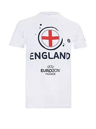 EURO 16 T-Shirt Manica Corta England National