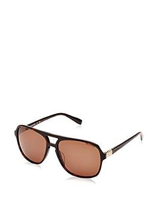 Trussardi Gafas de Sol 12919_HV-58 (58 mm) Marrón Oscuro