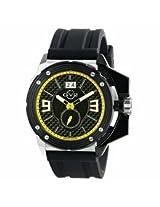 Gv2 By Gevril Grande Analog Display Quartz Mens Watch 9404