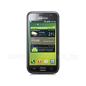 Samsung i9000 Galaxy S 16GB【Android OS搭載】i9000