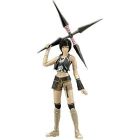 【クリックで詳細表示】Amazon.co.jp | FINAL FANTASY VII ADVENT CHILDREN PLAY ARTS ユフィ・キサラギ(PVC塗装済みアクションフィギュア) | ホビー 通販
