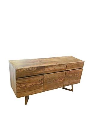 CDI Furniture Metropolitan Collection Sideboard, Brown