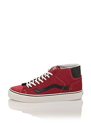 Vans Zapatillas U Mid Skool 77 (Rojo)