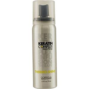 Keratin Complex Thermo-Shine Spray 2.5 oz