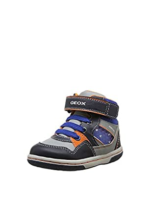 Geox Zapatillas abotinadas B Flick Boy
