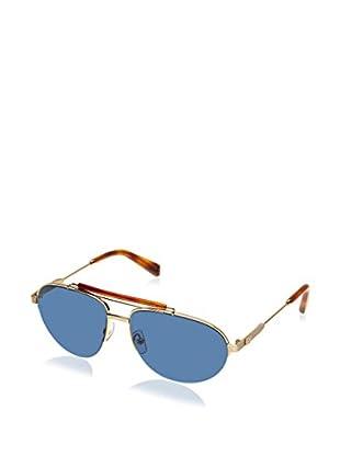 E. Zegna Gafas de Sol EZ0007_28V (60 mm) Havana / Dorado
