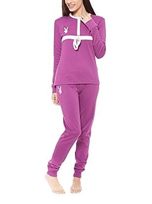 Play Boy Nightwear Pyjama Soft Night Cozy Nights