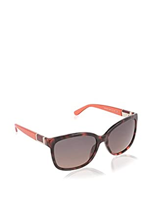 BOSS Gafas de Sol 0628/SPRFNQ57 (57 mm) Marrón / Coral