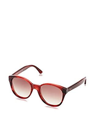Tod's Gafas de Sol TO0146 (53 mm) Rojo