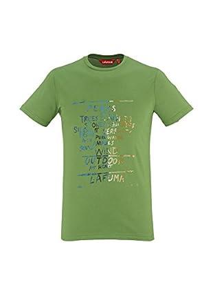 Lafuma T-Shirt Manica Corta Poetry