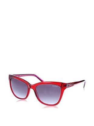 GUESS Sonnenbrille 7359 (56 mm) rot