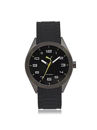 Puma Men's PU103321003 Black Stainless Steel Watch